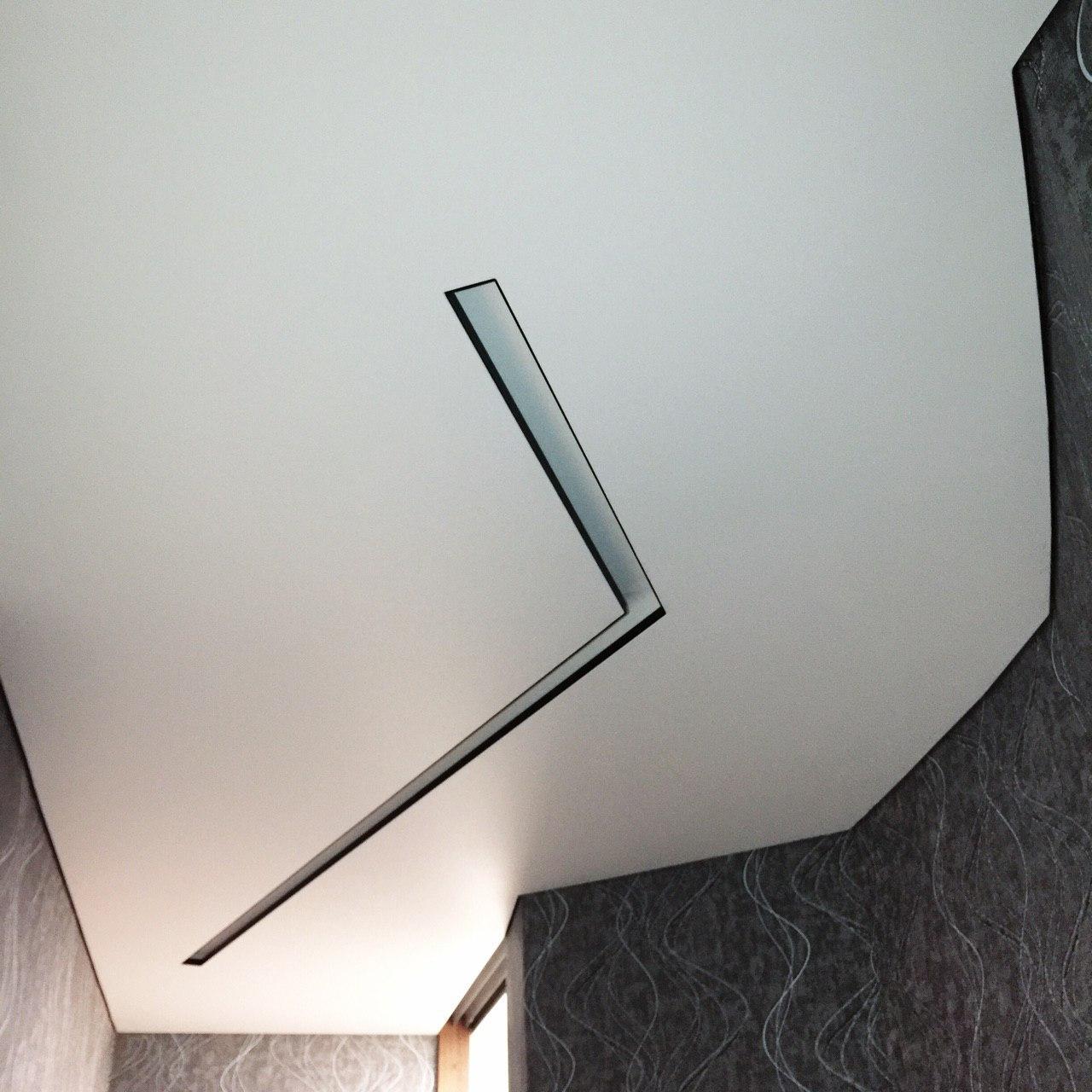 Тканевые натяжные потолки Descor